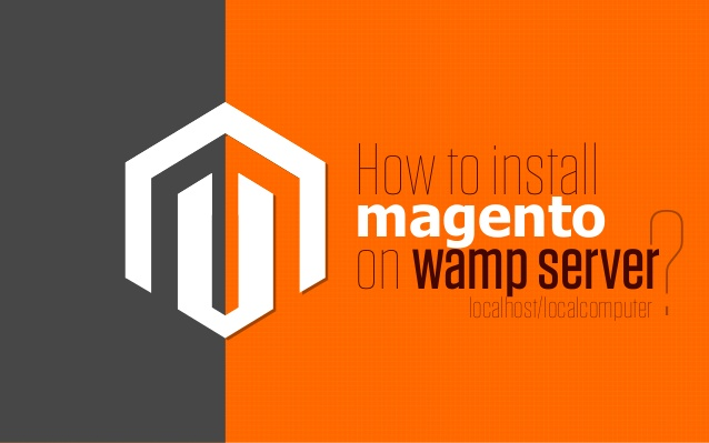 How to install Magento on wamp server localhost ( part 1 )